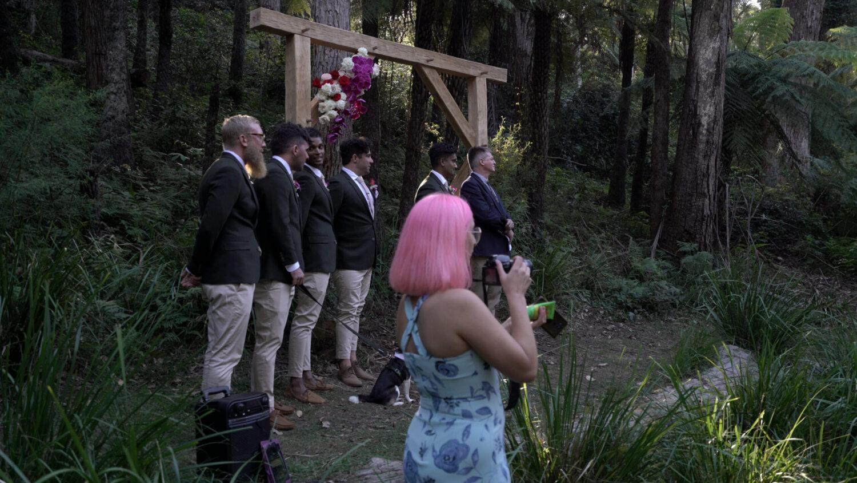Unplugged Ceremony Wedding